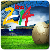 Football World Cup Brazil 2014