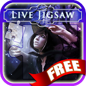 Live Jigsaws - Happy Halloween