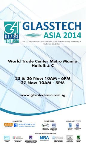 GlassTech Asia's 2014