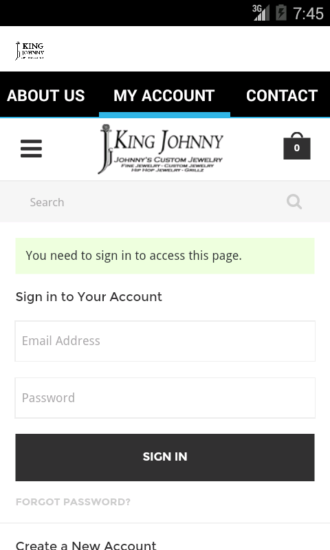 King Johnny- screenshot