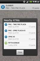 Screenshot of PNC Finder