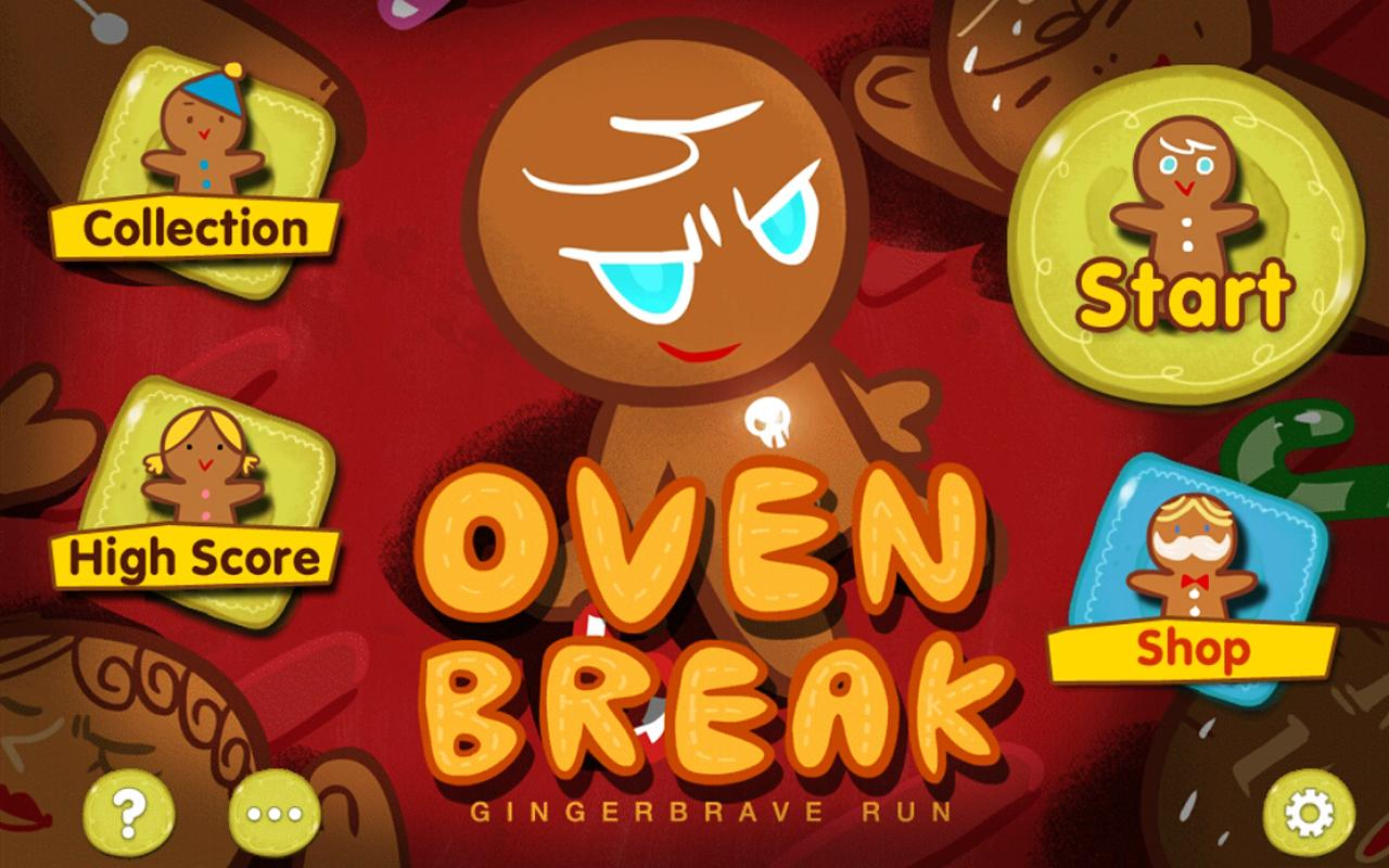Ovenbreak - screenshot