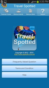 TravelSpotted Beta- screenshot thumbnail