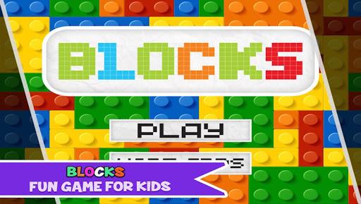 Blocks: Kids Fun Game