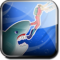 Angry Shark Attack icon