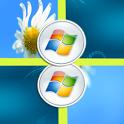 Fake Windows 8 Screen icon