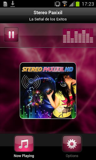 Stereo Paxixil