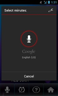 Talk Clock Free - screenshot thumbnail