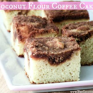 Sunday Special Coffee Cake (Grain Free + Dairy Free)