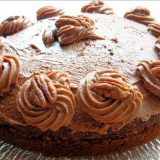 Old Fashioned Tea-Time Milk Chocolate Cake