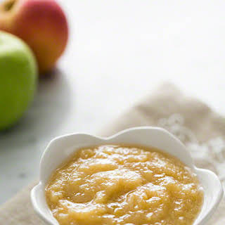 Cooking With Applesauce Recipes.