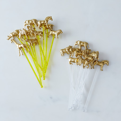 Drink Stirrers (Set of 10)