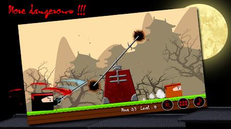 Ninja Invincible - ninja games 2.9 screenshot 135166