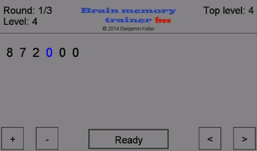 玩解謎App Brain memory trainer free免費 APP試玩