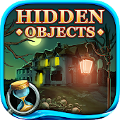 Hidden Objects - Town House