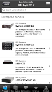 System X Quick Reference - screenshot thumbnail
