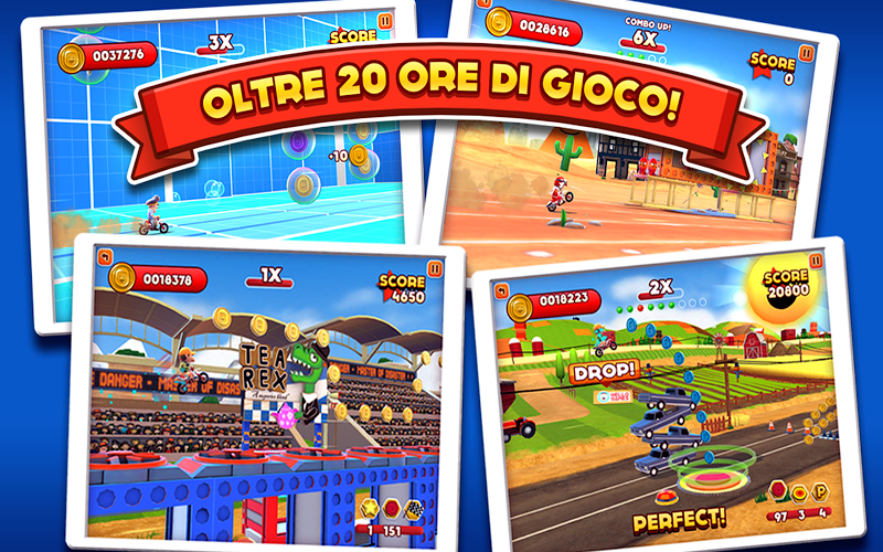 Joe Danger Apk v0.0.33