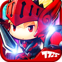 進擊吧!勇者 - 日系動漫RPG冒險手遊 icon