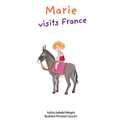 Marie visits France