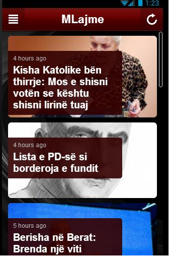 MLajme - Albania