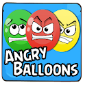 Angry Balloons - HD icon