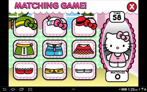 Hello Kitty Happy Town- screenshot thumbnail