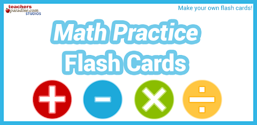 Math Practice Flash Cards - Apps on Google Play