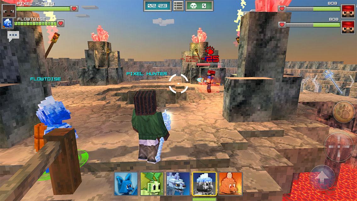 minecraft pixelmon game download