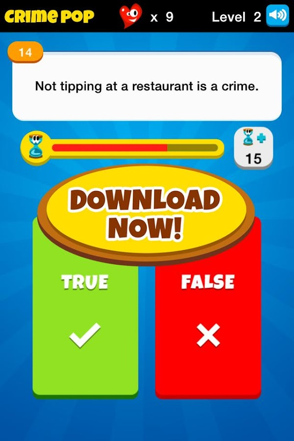 Crime Pop - screenshot
