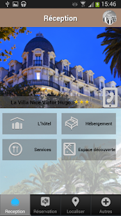 La Villa Nice Victor Hugo- screenshot thumbnail