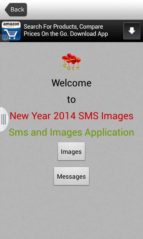 New Year 2014 SMS Images - screenshot