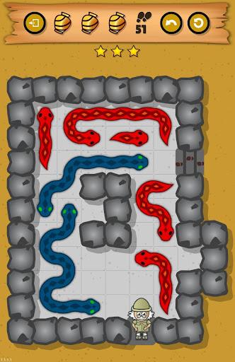 解謎必備APP下載|Snake Temple 好玩app不花錢|綠色工廠好玩App