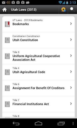 Utah Code All UT Laws Codes