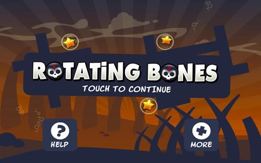 Rotating Bones