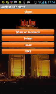 Latest Indian News- screenshot thumbnail