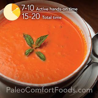 Creamy (Dairy-Free) Tomato Soup