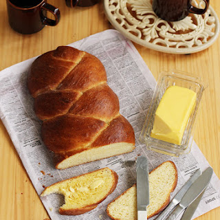Swedish Vanilla Bread.