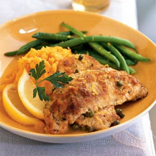 Veal Piccata.