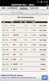 Army Football & Basketball - screenshot thumbnail
