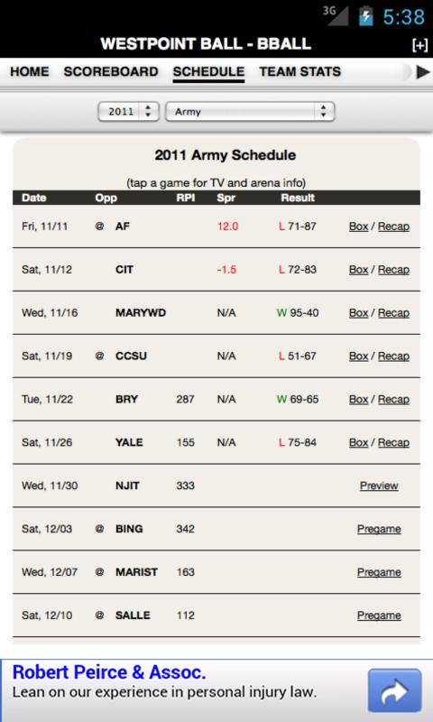 Army Football & Basketball - screenshot