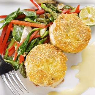 "Crab Cakes ""Repast-Style"""