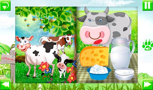 Животные на ферме 2