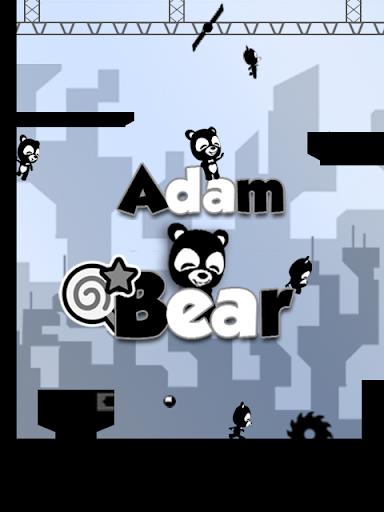 Adam Bear -Free Platform Game