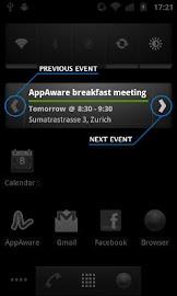 Calendar Widget - Pro Screenshot 3