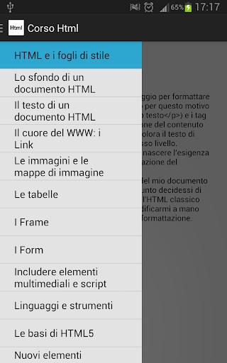 Html Programming - ITA