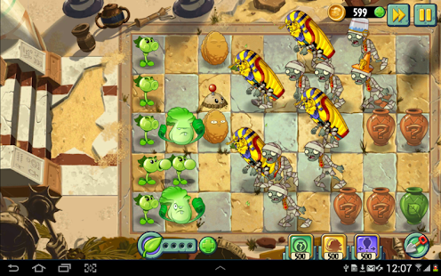 Plants vs. Zombies™ 2: miniatura de captura de pantalla
