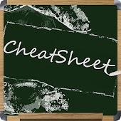 CheatSheet Pro (Chuletas)