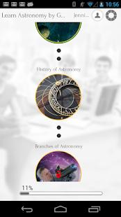 Learn Astronomy- screenshot thumbnail