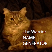 Warrior Name Generator