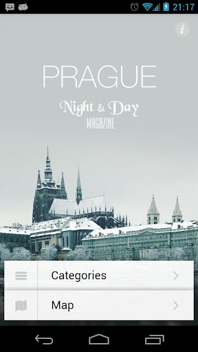 Night and Day Prague